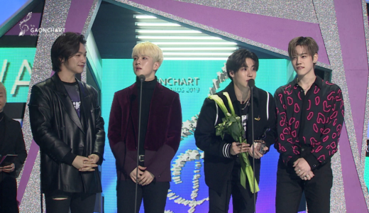 『9th GAONCHART MUSIC AWARDS 2019』が視聴できる動画配信サイト 2020年1月8日に韓国ソウルで開催された韓国の音楽チャートの年間データに基づき表彰する2019年版