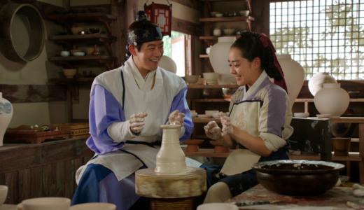 『火の女神 ジョンイ』朝鮮時代、女性として初めて王室の陶工となったヒロインをムン・グニョンが熱演!の動画を無料で見る方法【条件あり】