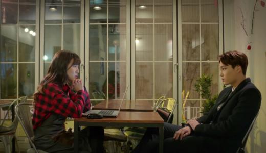『チョコバンク』EXOのカイがチョコ好きのヒロインと繰り広げる、甘さたっぷりのラブストーリーが見られる動画配信サービスはこれこれ!