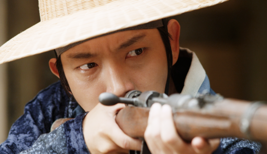 『朝鮮ガンマン』イ・ジュンギの魅力炸裂!開化期の朝鮮を舞台に、父を殺された青年の愛と戦いを描く動画を見られるおすすめのVODはこれだ!