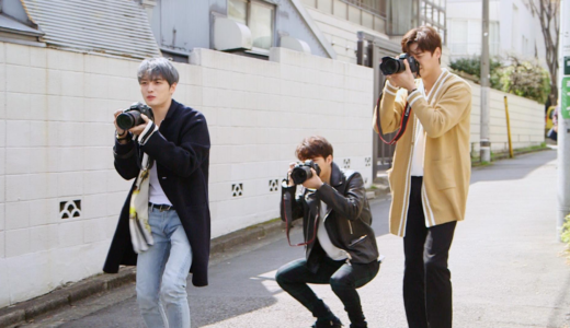 『JAEJOONG Photo People in Tokyo』2017年フランス パリで撮影されたシーズン1の続編。見逃し配信動画を無料視聴する方法は?